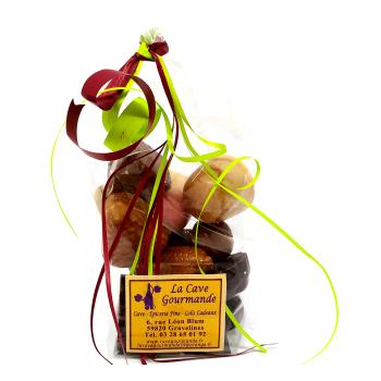 Sachets de Chocolats Belges - 150g