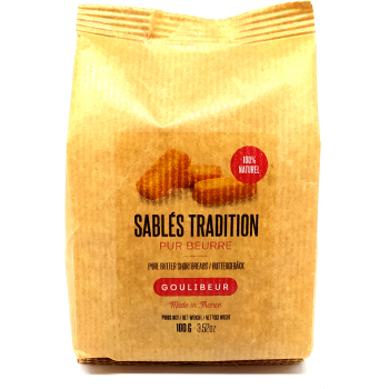Sablés Tradition - 100g