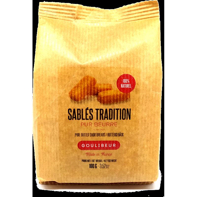 Sablés Tradition - 100g
