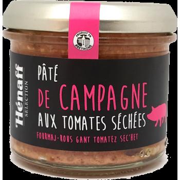 Pâté de campagne aux tomates séchées - 90g