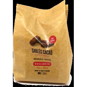 Sablés au cacao - 100g