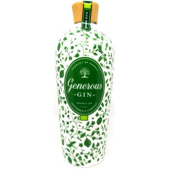 Generous ORGANIC - Gin France