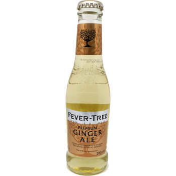 Fever Tree - Ginger Ale 20cl