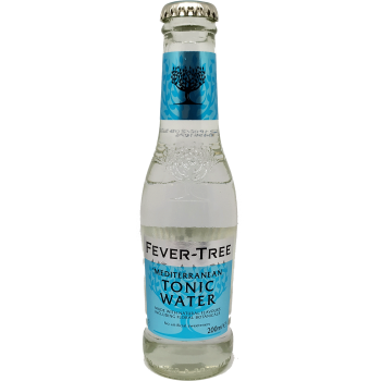 Fever Tree - Mediterranean Tonic Water 20cl