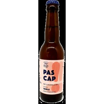Pas Cap - Bière Blonde Triple - 33cl