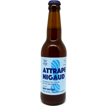 Attrape Nigaud - Bière Blonde - 33cl