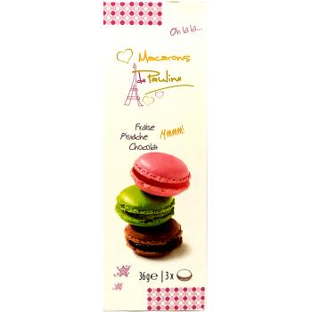 Macarons - 3 pièces