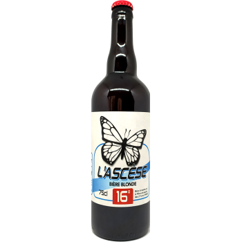 L'Ascèce - Blonde Triple - 75cl