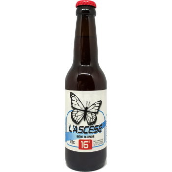 L'Ascèse - Blonde Triple - 33cl