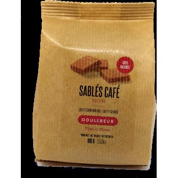 Sablés café - 100g