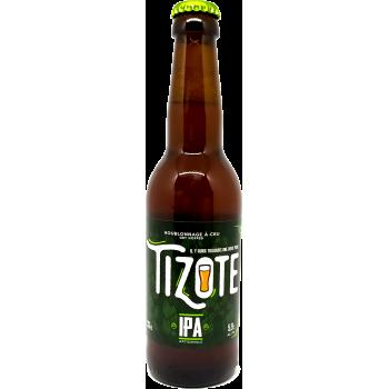 Tizote IPA - Bière IPA - 33cl