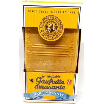 Gaufrettes amusantes vanille - 175g