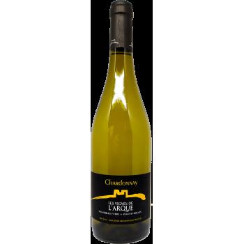 Pays d'oc - Les Vignes de l'Arques Chardonnay - Blanc 2020