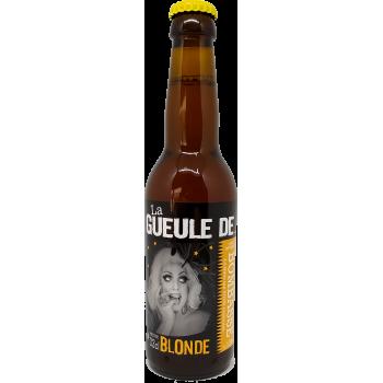 La Gueule de BOMBASSE - Bière Blonde - 33cl