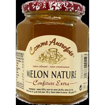 Confiture Melon Nature - 330g