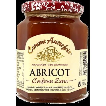 Confiture Abricot - 330g