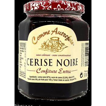 Confiture Cerise Noire - 330g
