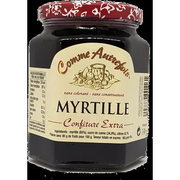 Confiture Myrtille - 330g