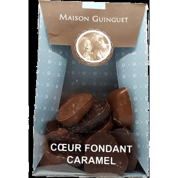 Coeur fondant caramel - 100g