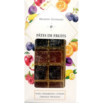 Pâtes de Fruits - 100g