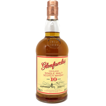 Glenfarclas 10ans - Single Malt Ecosse