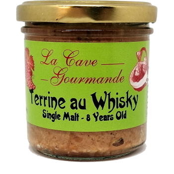 Terrine au Whisky - 130g