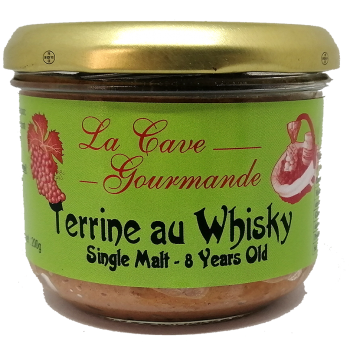 Terrine au Whisky - 200g