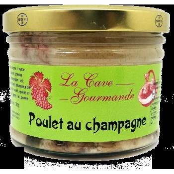 Poulet au Champagne - 380g