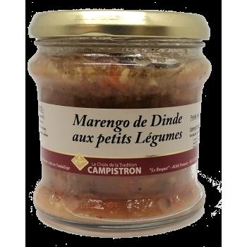 Marengo de dinde aux petits Légumes - 300g