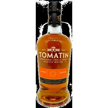 Tomatin 8ans finition Moscatel - Single Malt - Ecosse Highland
