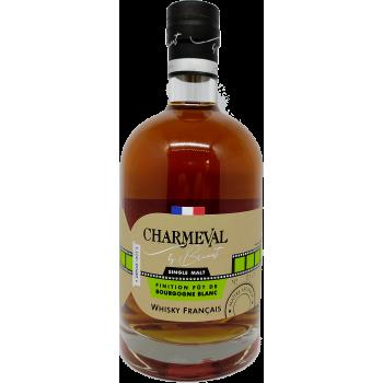 Charmeval finition Bourgogne Blanc - Single Malt - Français