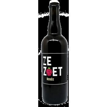 Ze Zoet Rosée - Bière Blonde - 75cl