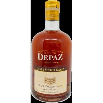 Depaz cuvée Victor - Martinique