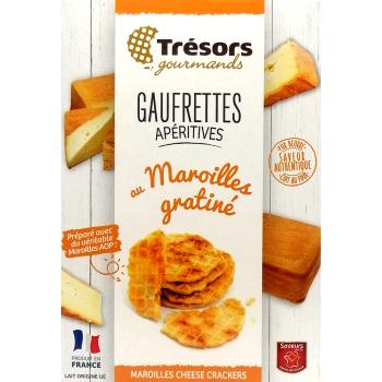 Gaufrettes Maroilles Gratiné - 60g