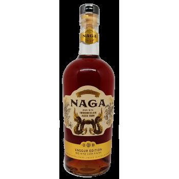 Naga Anggur - Indonésie