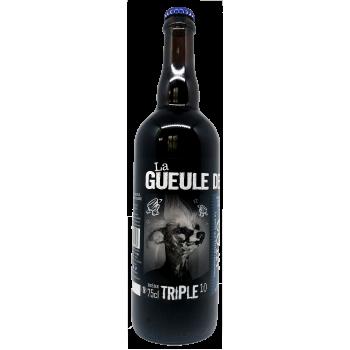 La Gueule de Coin - Bière Blonde Triple - 75cl