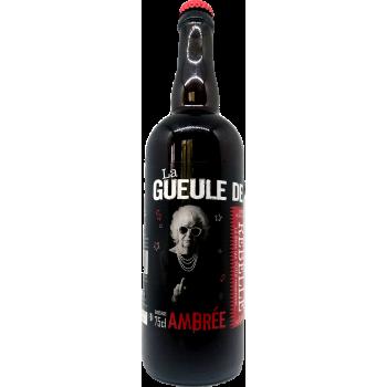La Gueule de Rebelle - Bière Ambrée - 75cl