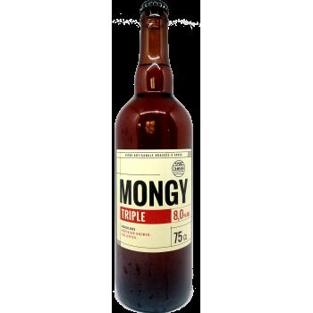 Mongy - Bière Blonde Triple - 75cl