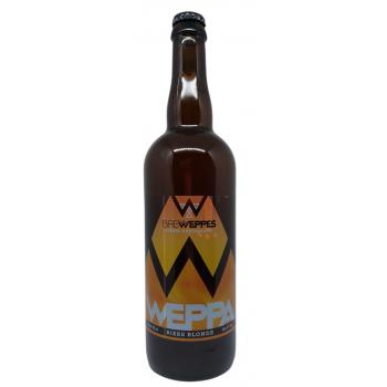 BreWeppes - Bière Blonde - 75cl