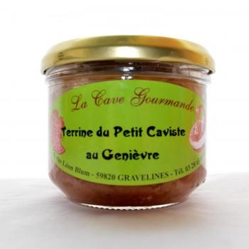 Terrine du P'tit Caviste