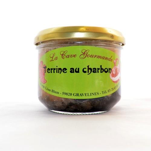 Terrine au Charbon