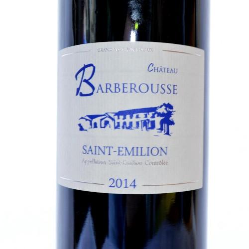 Château Barberousse - 2014