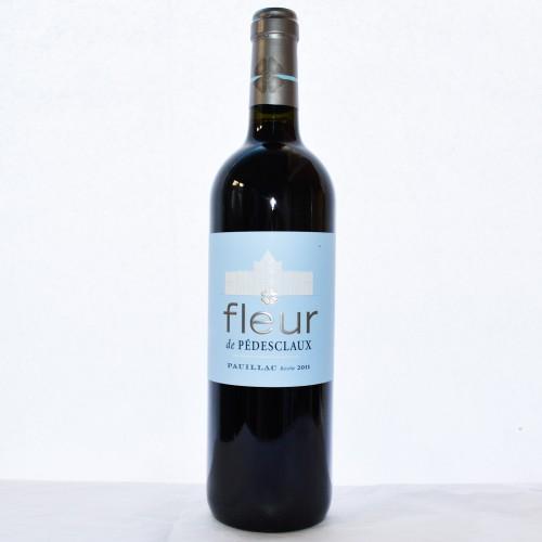 """Fleur de Pédesclaux """"2nd vin du Château Pédesclaux"""" - 2011"""