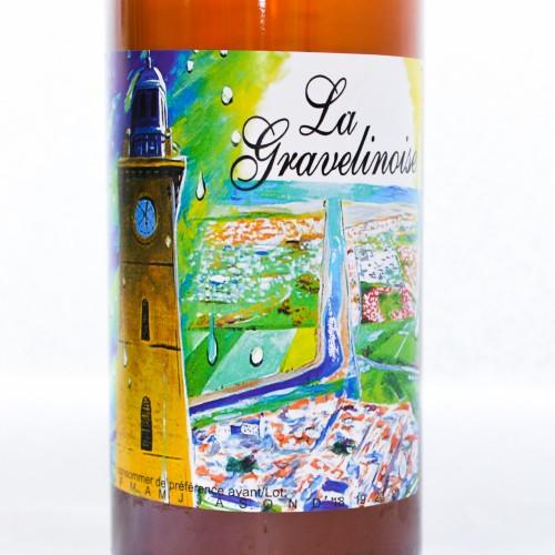 La Gravelinoise - Bière Blonde - 75cl