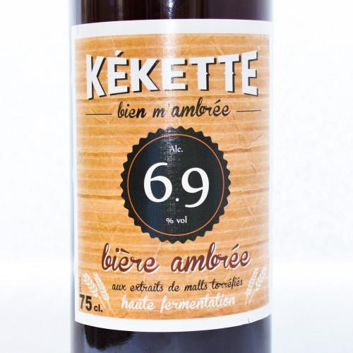 Kekette Ambrée