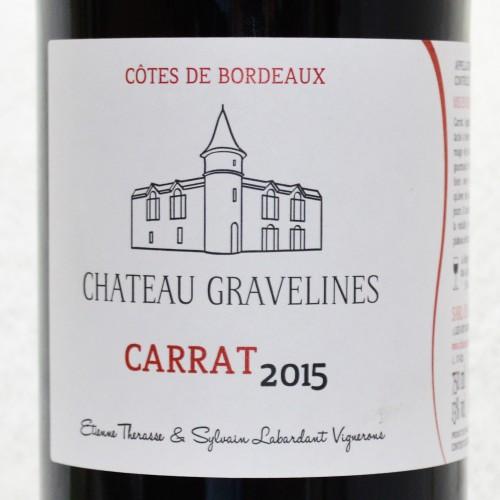 Chateau Gravelines - Cuvée Carat - Bordeaux - 2018