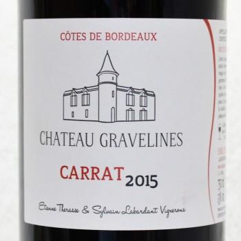 Château Gravelines - Cuvée Carrat - 2015