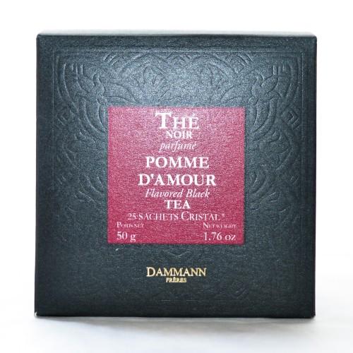 Thé Noir - Pomme d'Amour
