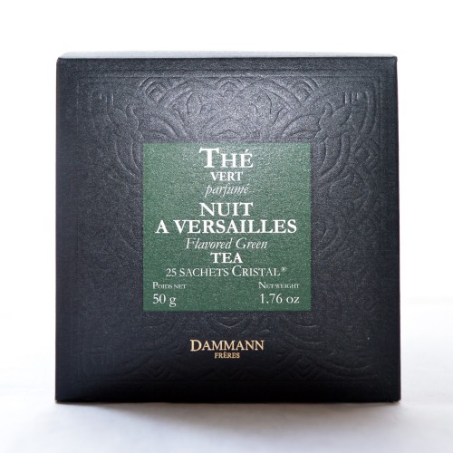 Thé Vert - Nuits à Versailles