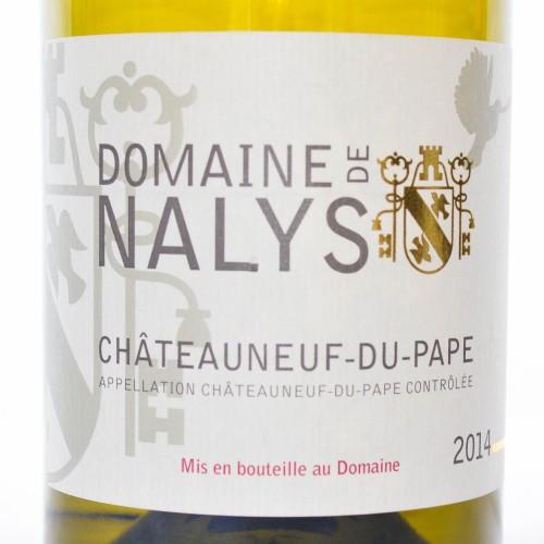 Domaine de Nalys - 2014